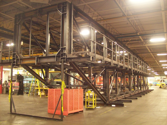 Specialty Welding & Fabricating Inc. of New York has worked with engineering firms from around the world to create custom conveyor fabrications for food processing, raw materials, mining and shipping industries.